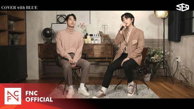 [COVER with BLUE] SF9 INSEONG & JAEYOON – Then, Now and Forever (CNBLUE) Cover Ver.