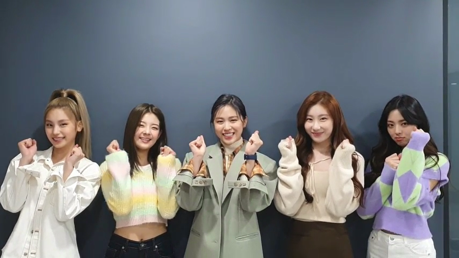 [23 NOV 7:00 PM KST] Unite ON: Live Concert Greeting from ITZY
