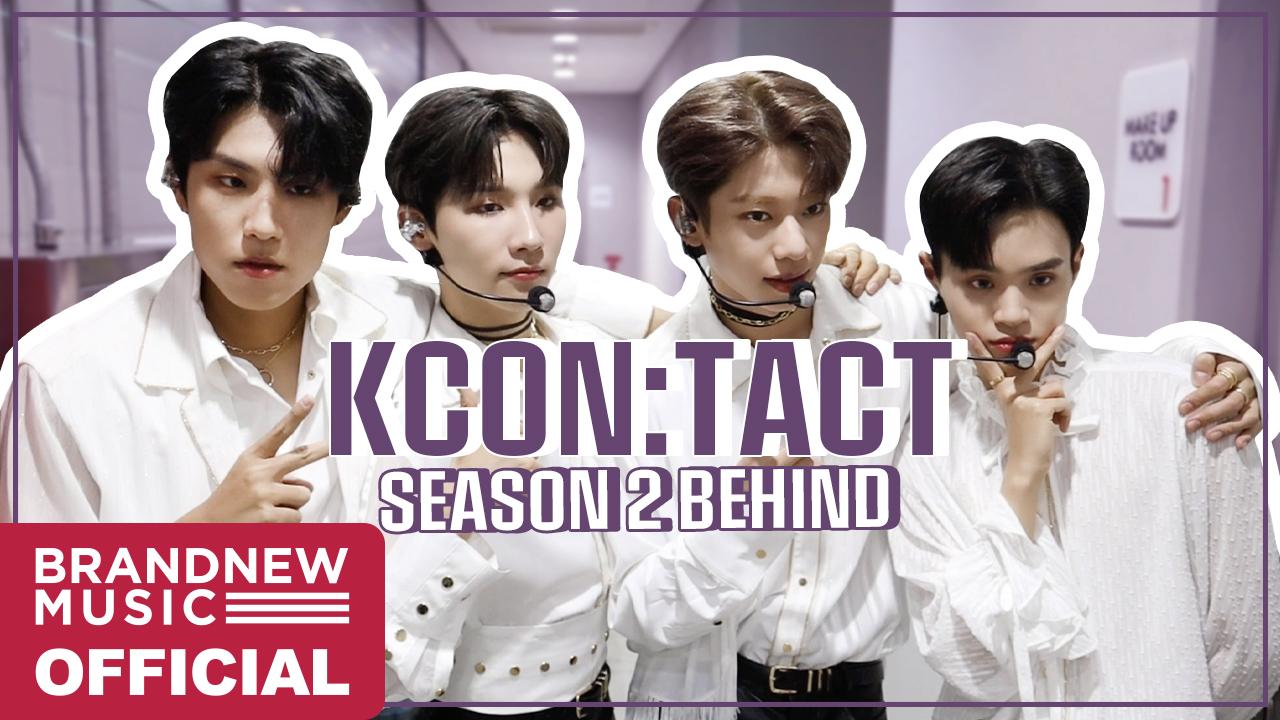 [예삐소드] AB6IX (에이비식스) 'KCON:TACT season2' BEHIND