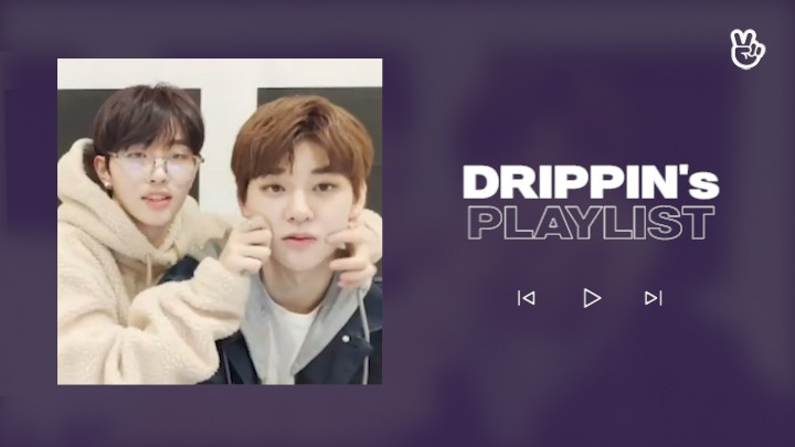 [VPICK! Playlist] DRIPPIN's Play List🐹🐶🎶