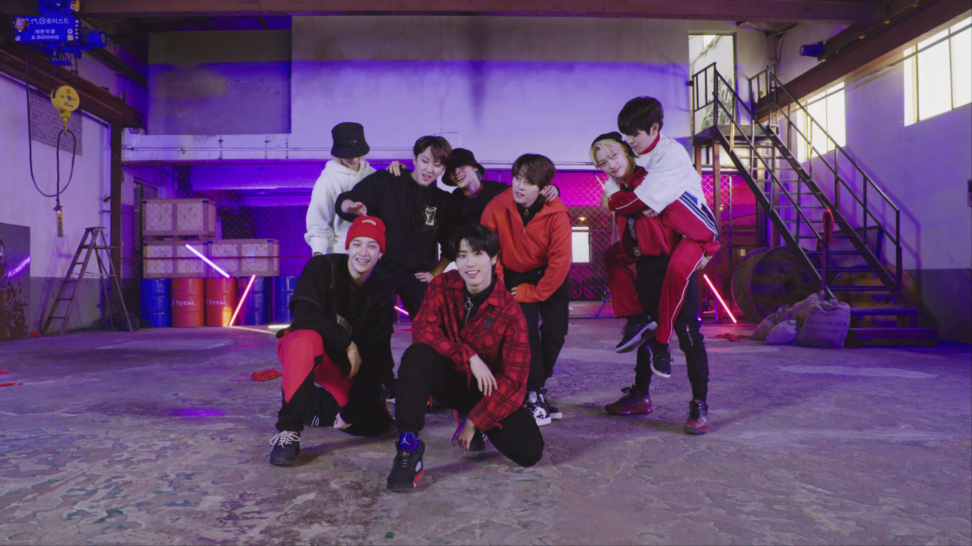 "Stray Kids(스트레이 키즈) ""타"" Dance Practice Video"