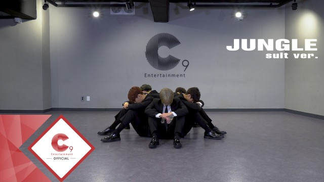 CIX (씨아이엑스) - '정글(Jungle)' Dance Practice (Suit ver.)