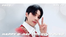 Today is Woo Young's Day 🎂