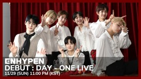 ENHYPEN DEBUT : DAY - ONE LIVE