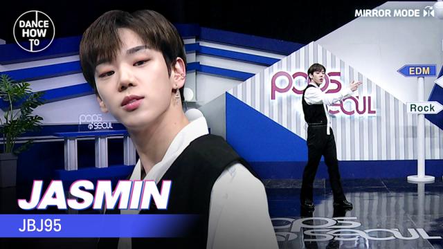 "[Pops in Seoul] Dance How To! The 'heart-fluttering duo'🧡 JBJ95's ""JASMIN""!"