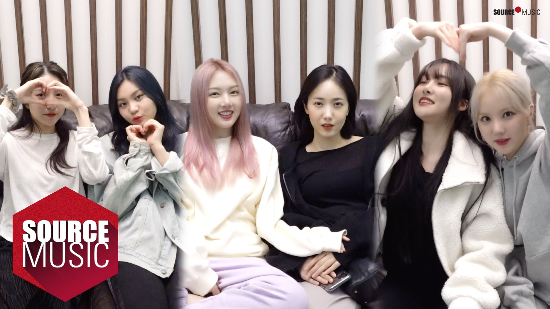 [Special Clips] '回:Walpurgis Night' Unit Recording Behind - GFRIEND (여자친구)