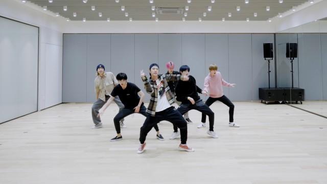 NCT U 엔시티 유 'Work It' Dance Practice