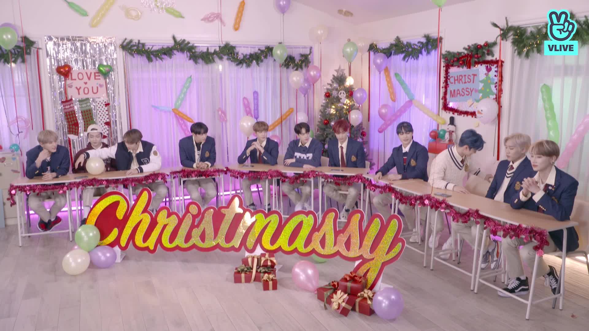 [Replay] THE BOYZ SPECIAL LIVE Happy Christmassy!