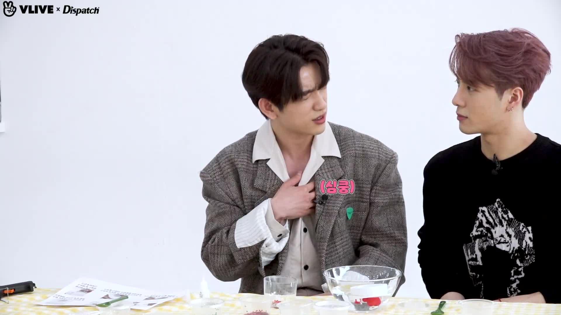 """[디스패치] """"갓칠이와 눈공만들기☃️"""" ③ (잭슨, 진영 : GOT7)"""