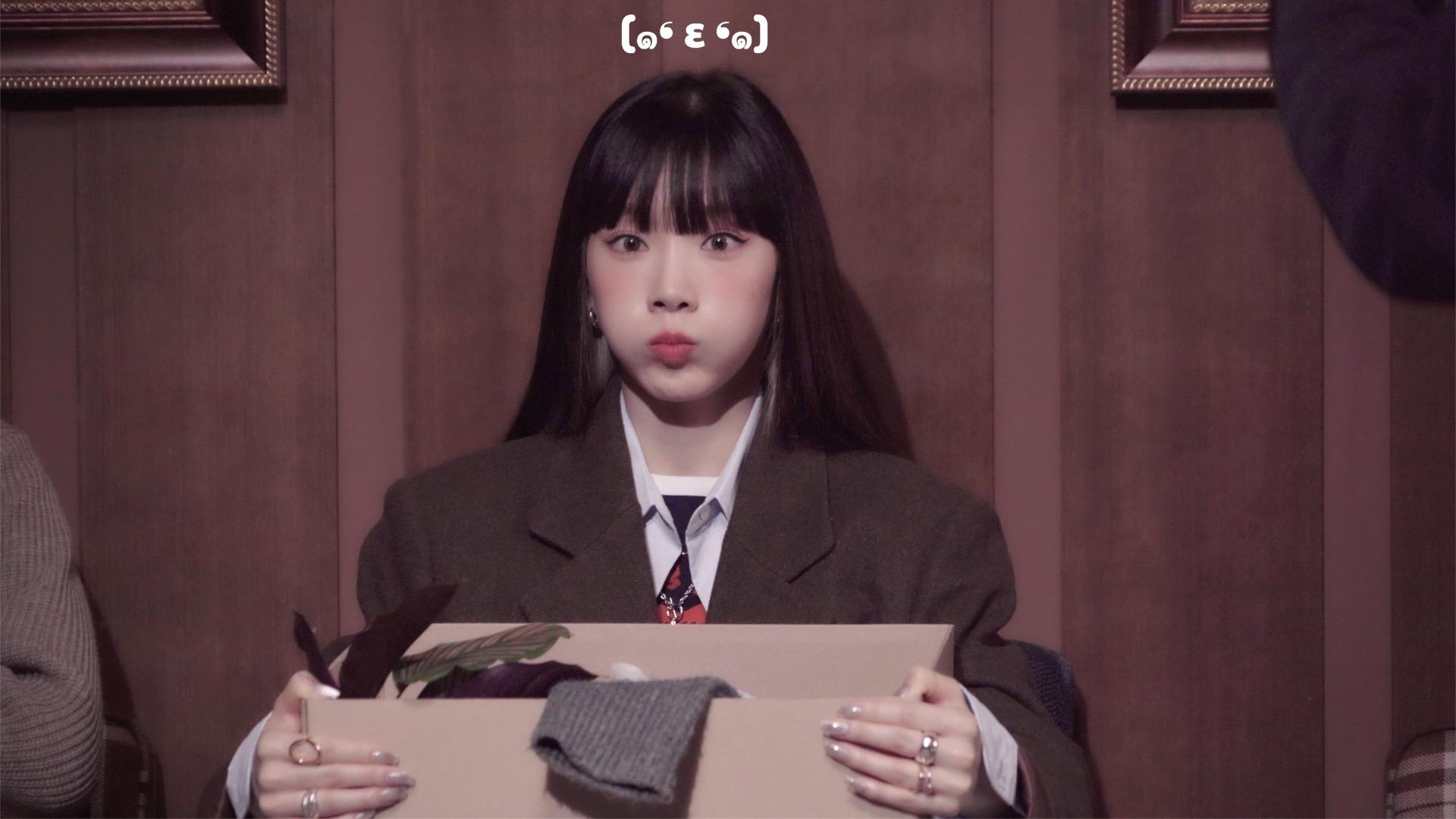 'What Do I Call You' MV Behind   태연 TAEYEON