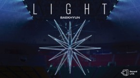 [Enter code number] Beyond LIVE - BAEKHYUN : LIGHT
