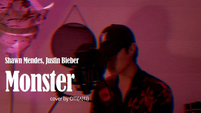 [COVER] Shawn Mendes, Justin Bieber - Monster | 시티(CITI)ver.