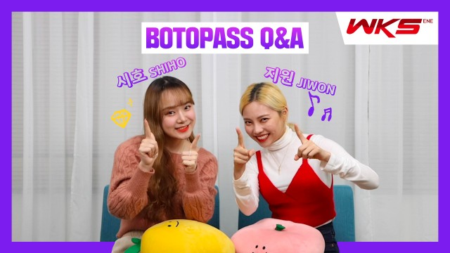 [Q&A] BOTOPASS Shiho(시호) & Jiwon(지원), 데뷔 5개월 차 신인 걸그룹의 작곡 실력은?!