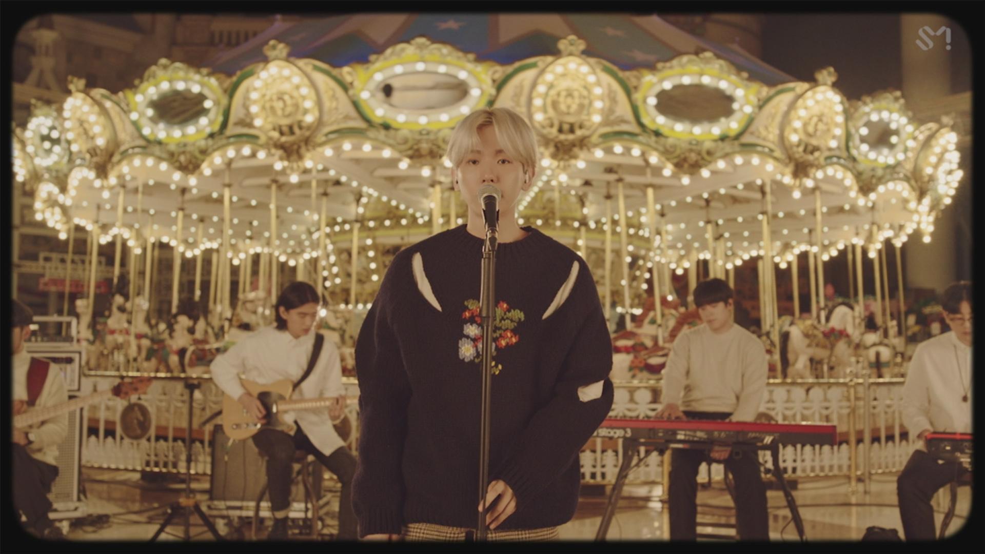 BAEKHYUN 백현 '놀이공원 (Amusement Park)' Live Video