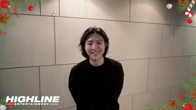 [Special Clip] 유승우 (Yu Seung Woo) - 2020 크리스마스 메시지 (2020 Christmas Message)