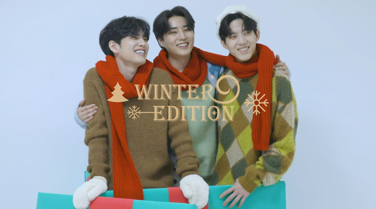2020 DAY6 WINTER EDITION MD Making BEHIND
