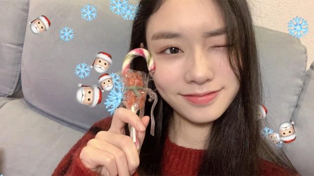 🍒도아🐰와 함께하는 몽글몽글한 크리스마스 이브🍒