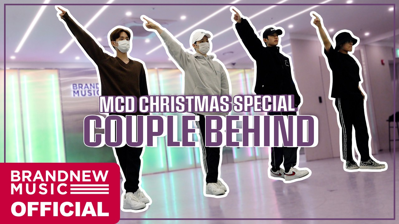 [예삐소드] AB6IX (에이비식스) M COUNTDOWN CHRISTMAS SPECIAL 'COUPLE' BEHIND