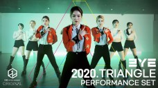 3YE│2020.TRIANGLE PERFORMANCE SET