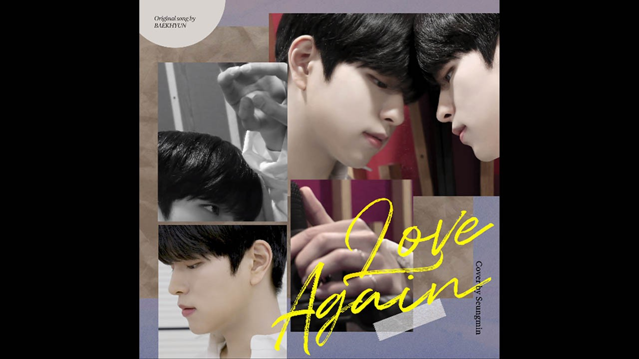 "[Stray Kids(스트레이 키즈) : SKZ-RECORD(슼즈 레코드)] 승민 ""Love Again"" Cover (원곡 : 백현)"