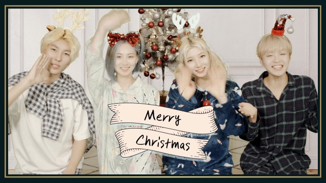 CHECKMATE(체크메이트) Decorate the Christmas tree !