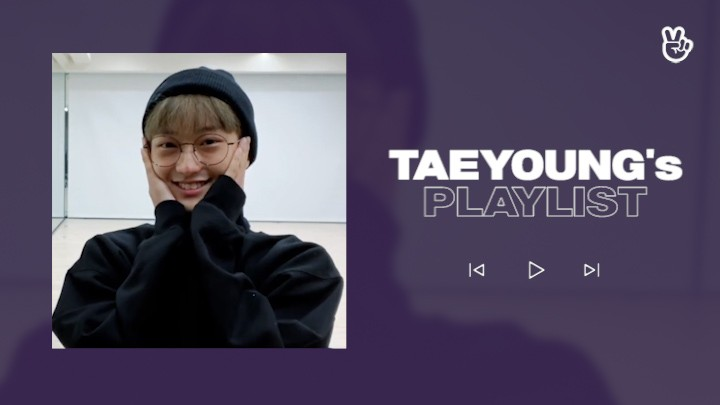 [VPICK! Playlist] CRAVITY TAEYOUNG's Play List🦊🎶