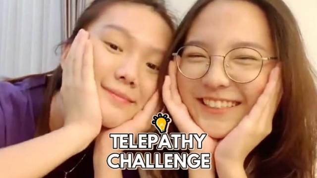 [V PICK!] Misellia Bermain Telepathy Challenge 💡