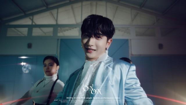 홍은기 (HONG EUNKI) [ON&ON]PERFORMANCE VIDEO