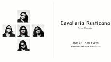 [서랍 속의 작품] 오페라 Cavalleria Rusticana-신동일(음악원 성악과 성악코치전공)