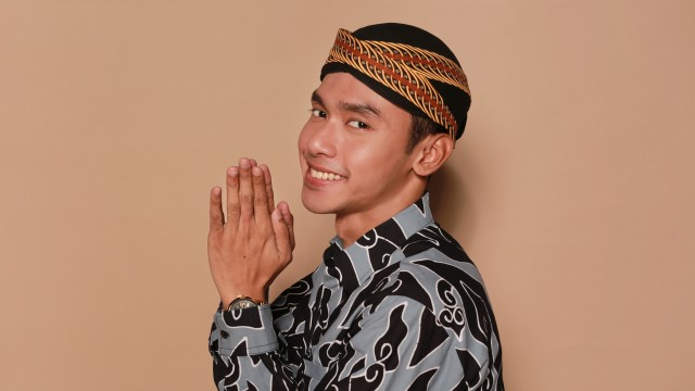 GREETINGS FROM ALIF RIZKY