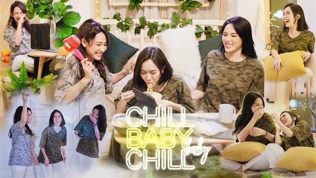 CHILL BABY CHILL EP 3 | CARA | Diệu Nhi & Kỳ Duyên kể về nỗi ám ảnh khi 'đi nặng' trong quân ngũ