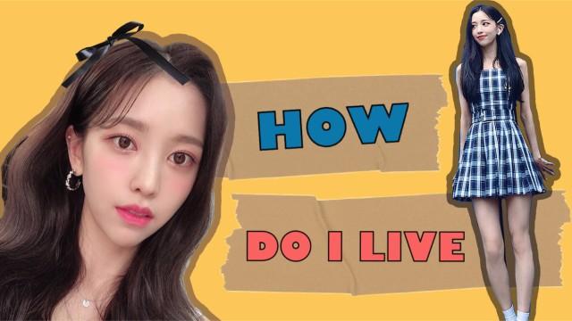 HOW DO I LIVE (👻)