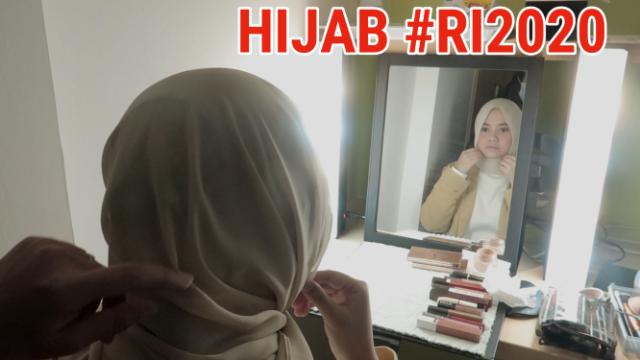 Pake Hijab Model kayak di RI2020