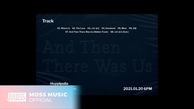 [Preview] 호피폴라(Hoppipolla) 'And Then There Was Us' Highlight Medley
