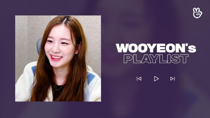 [VPICK! Playlist] woo!ah! WOOYEON's Play List🐶🎶