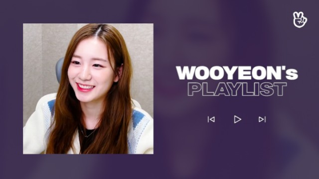 [VPICK! Playlist] woo!ah! WOOYEON's Play List🐶🎶