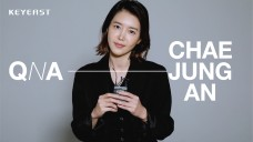 Introduce a new member of Keyeast, I want to have you❤ #1min_interview |Chae Jung An