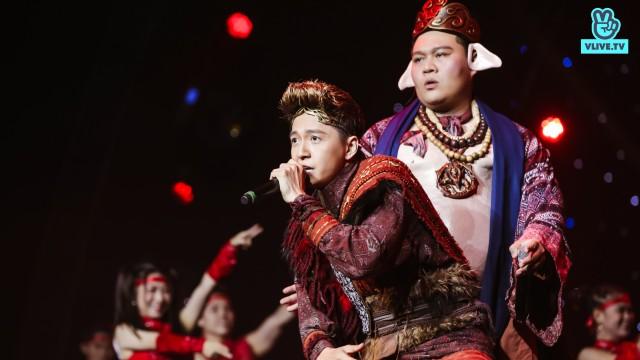 Ngô Kiến Huy & Yuno Bigboi - 72 phép thần thông - V HEARTBEAT YEP 2020