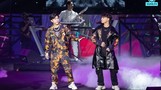 K-ICM & APJ & RYO - Mash up: AMCDD & New song - V HEARTBEAT YEP 2020