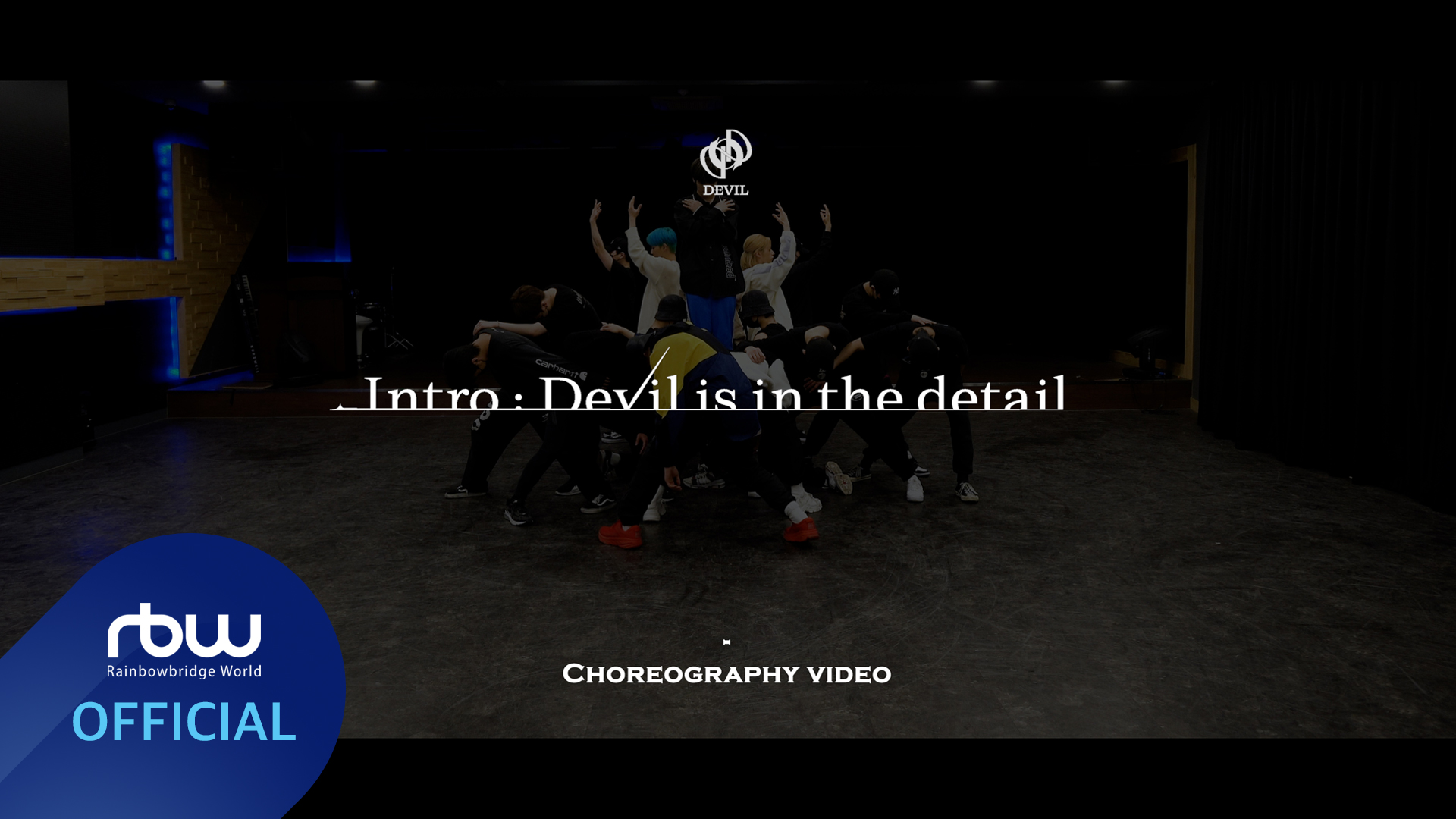 [Choreography] ONEUS(원어스) 'Intro : Devil is in the detail' 사복 안무 영상