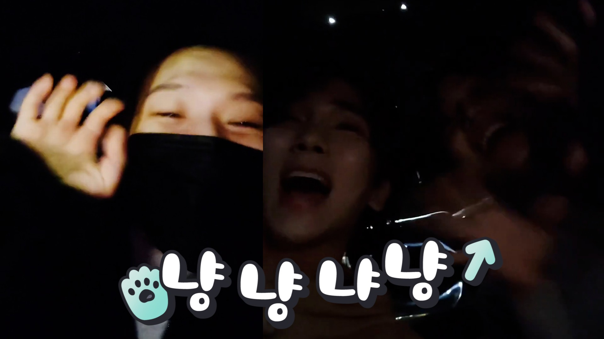 [SHINee] 샤이니 좋아서 여기가 천국인지 지상인지 도코데스카🎶🐾 (SHINee singing a Japanese children's song)
