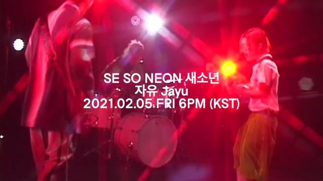 [Teaser] 새소년 (SE SO NEON) - 자유 (Jayu)