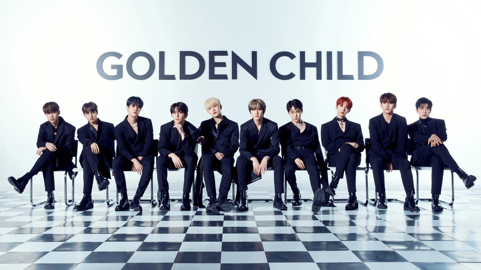 골든차일드(GOLDEN CHILD) 5th Mini Album [YES.] COMEBACK SPECIAL [BURN IT TIME]