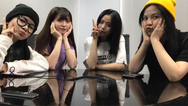 Gặp gỡ cùng Linh Mai, Mẫn Nghi, Xuân Ca, Như Thảo mọi người nhé!