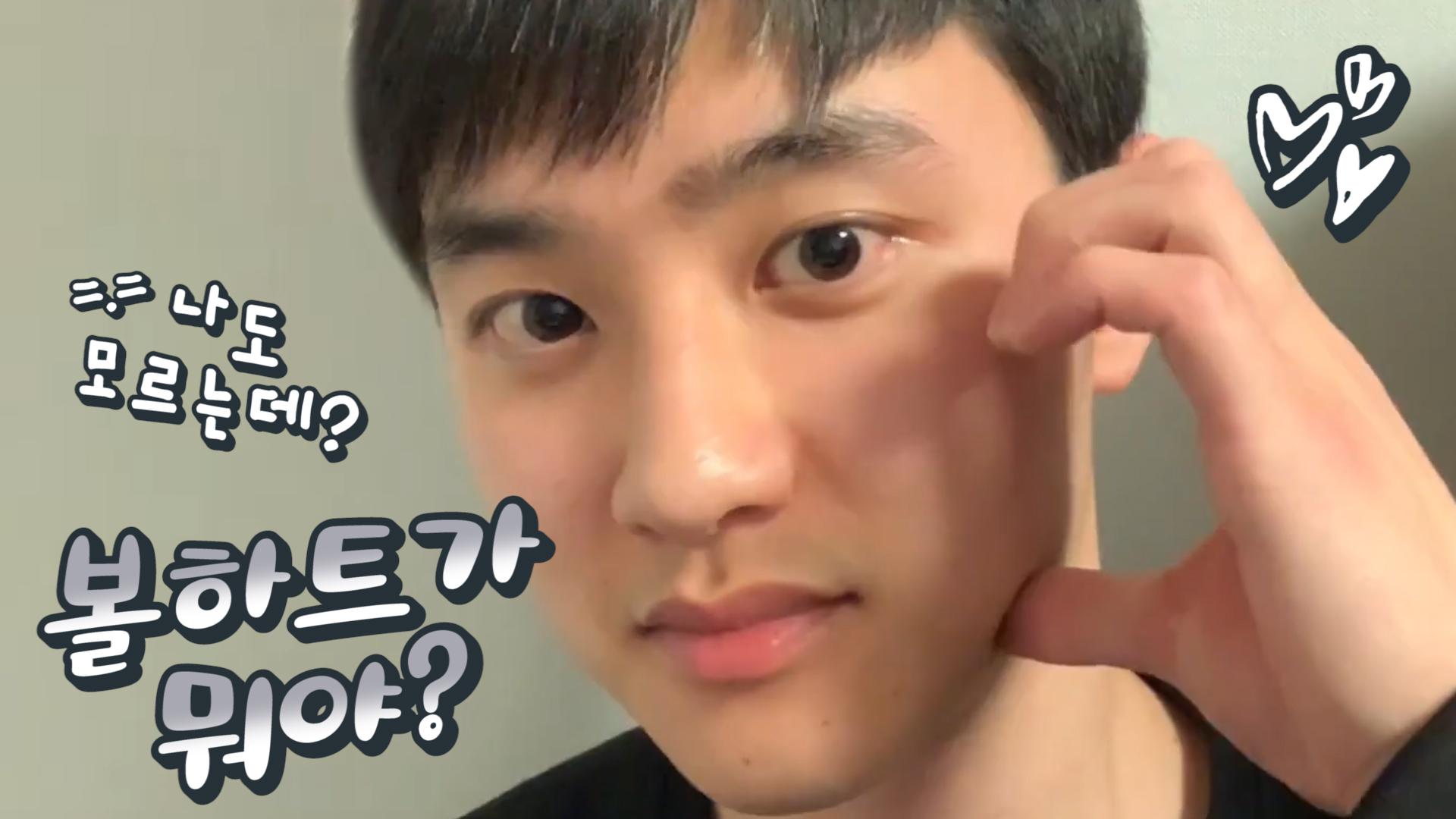 [EXO] 셀 수 없는 밤과 별을 지나💫 됴냥이를 보는 그 날입니다💗 (WELCOME BACK D.O.!)