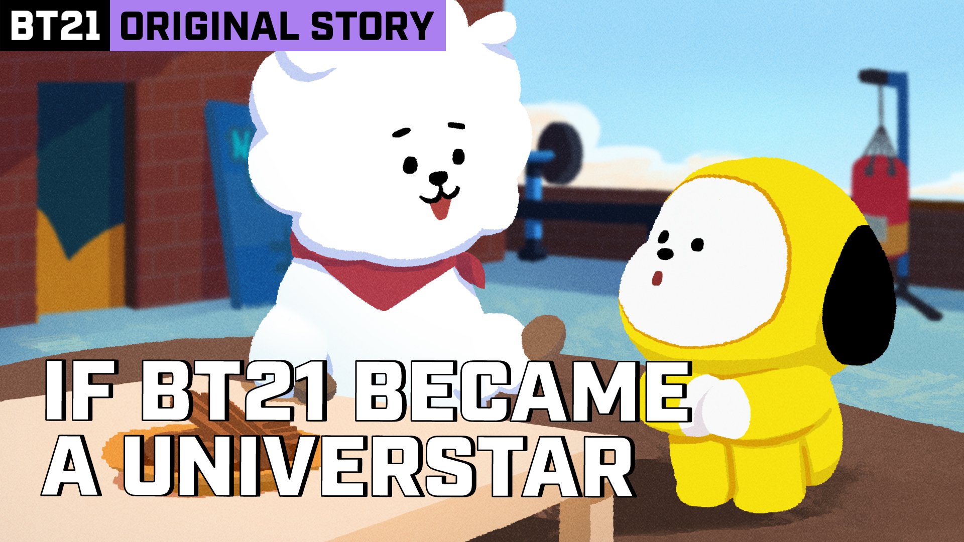 BT21 ORIGINAL STORY EP.05 - BT21's Wishlist