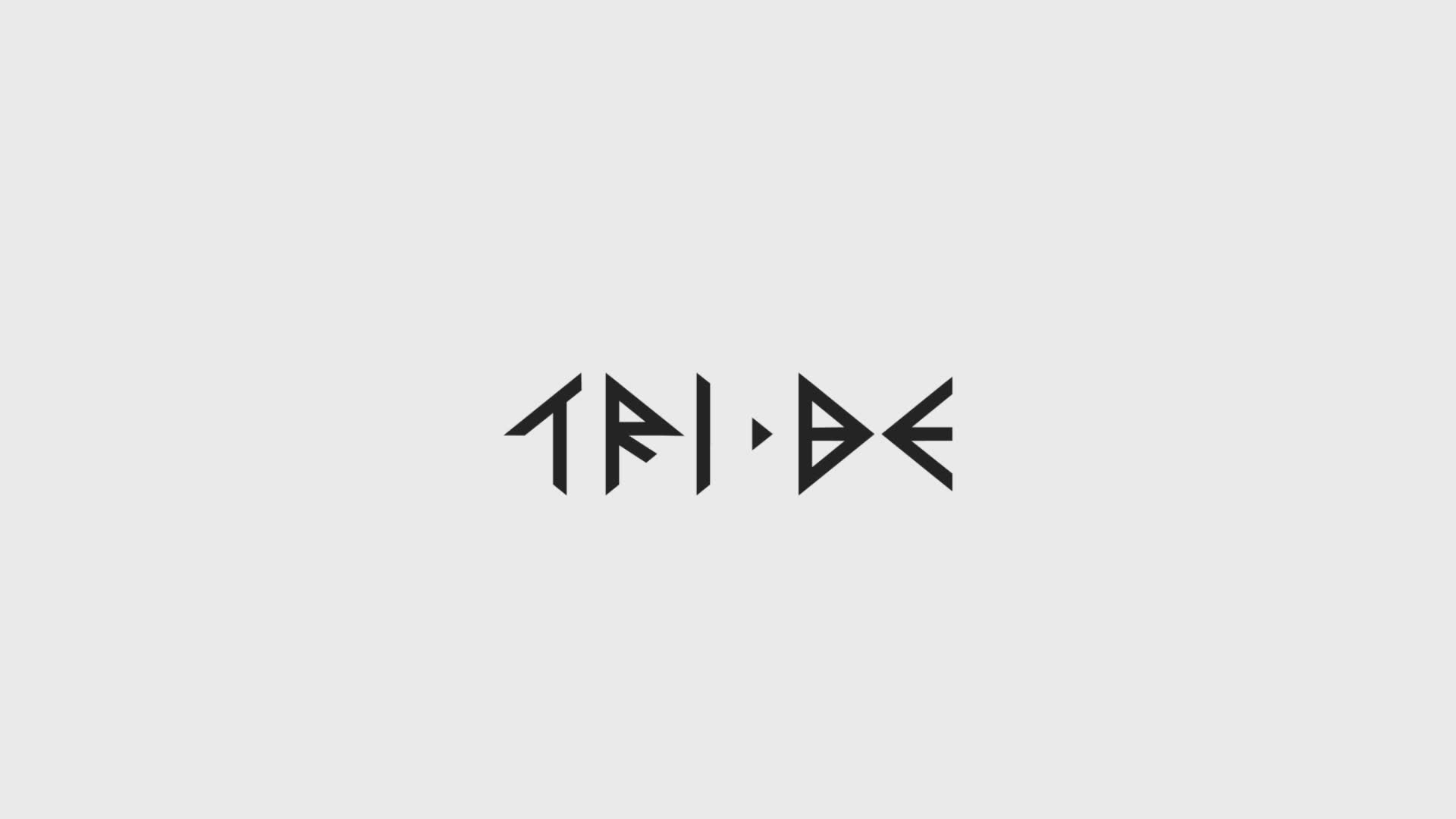 TRI.BE(트라이비) OFFICIAL LOGO MOTION