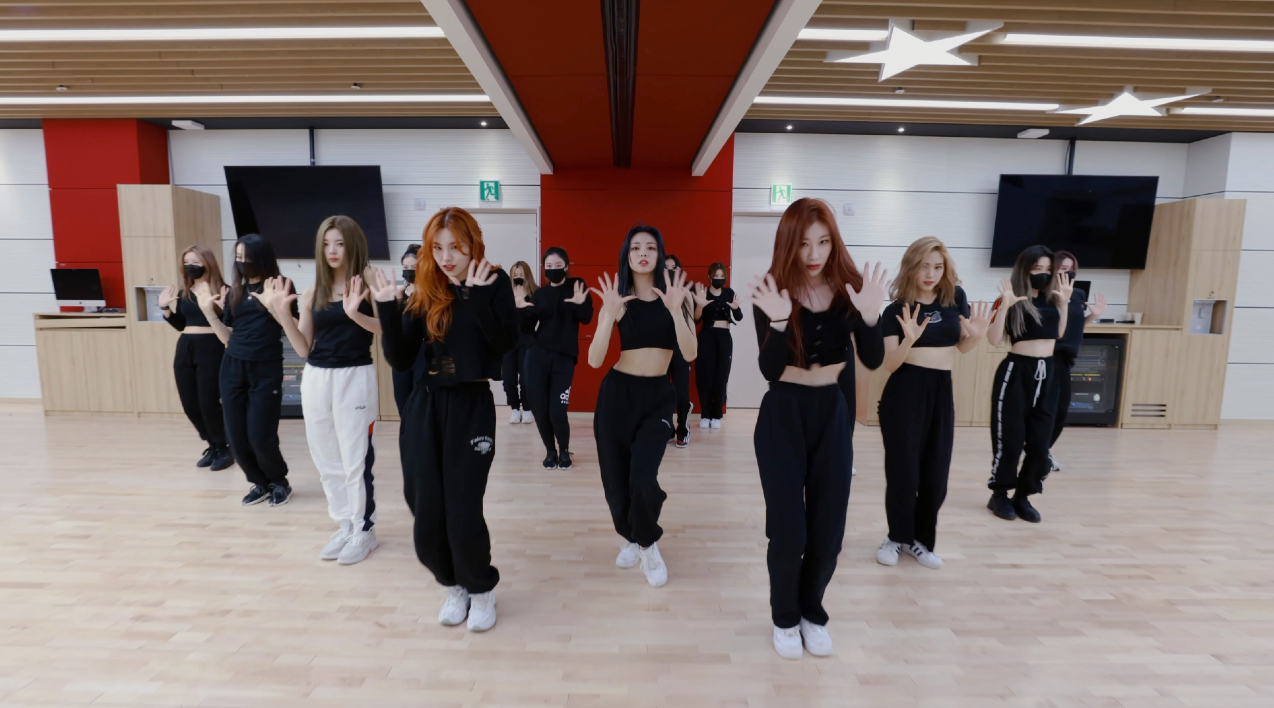 ITZY(있지) Performance Practice : End of 2020 (Seoul Music Awards Ver.)