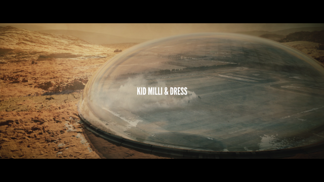 [MV] Kid Milli, dress - Face & Mask (Feat. ron)
