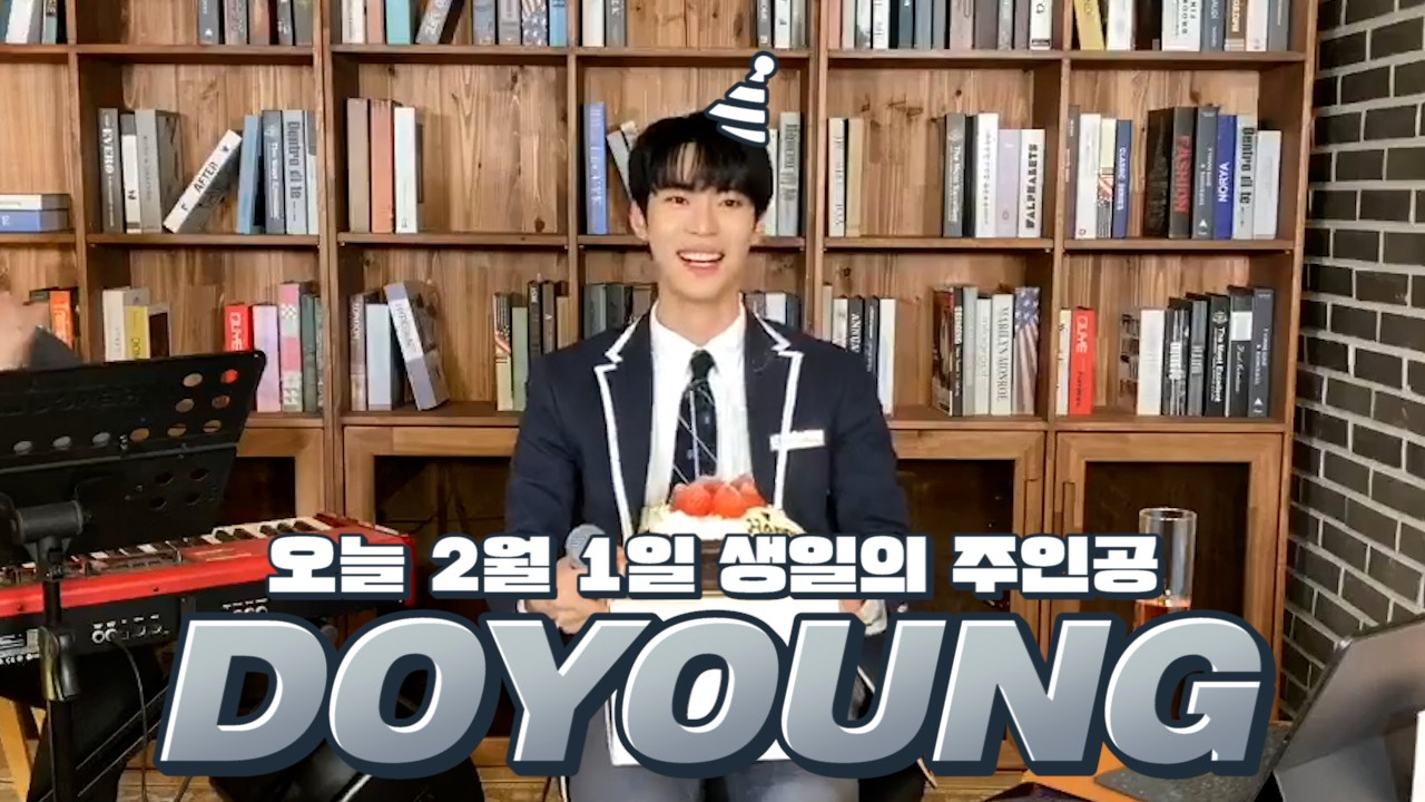 [NCT] 행복하세요 : 천년만년 김도영하세요❣️ 라는 뜻 🎂 (DOYOUNG talking about audition anecdotes)